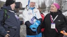 Talvitapahtuma pyörähti käyntiin – Toni Nieminen toivotti pamilaiset tervetulleiksi Lahteen